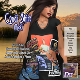 DFF Cyndi Shirt (Rock) #7