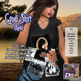 DFF Cyndi Shirt (Rock) #4