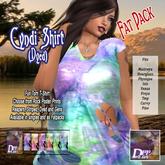 DFF Cyndi Shirt (Dye) #fatpack