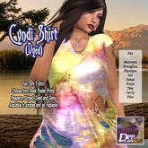 DFF Cyndi Shirt (Dye) #2