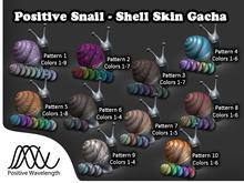 Positive Snail - Shell Skin Gacha