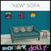 Robot Dolly - Kew sofa
