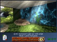 @AC Light Ray Mesh & Script full perm box