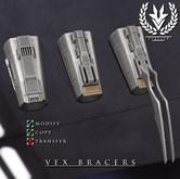 [Echelon] // Alorian Vex Bracers