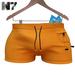 Nero - Summer Shorts - Orange