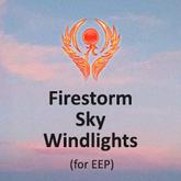 Firestorm Default Sky Windlights for EEP