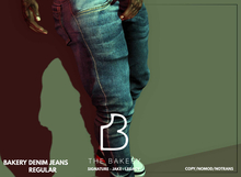 -TB- Bakery Denim Jeans - Regular