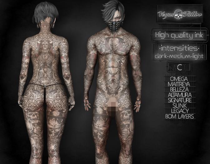 .: Vegas :. Tattoo Applier Horsemen of the Apocalypse