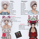 #19-FABIA- Gacha   <Maureen> Pastel