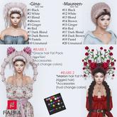 #17-FABIA- Gacha   <Maureen> Dark Blond