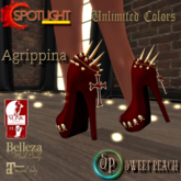 SP~Agrippina Heels w/HUD
