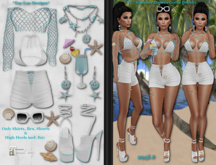 *Tay-Lay-Designs* Summer Dream-Outfit (Mesh)