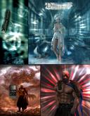 -Elemental- 'Divine Halo' Aura System Hud