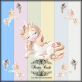 Studio Craft * Baby Unicorn Wallpaper 1