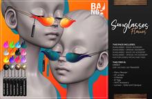 #BANG . Sunglasses Flames *Wear*