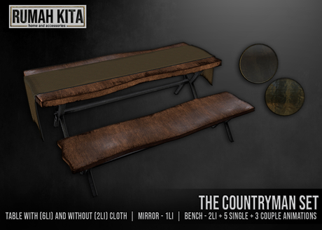 Rumah Kita - The Countryman - Full Set