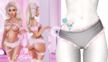 Spoiled - Lollyta Shorts Grey