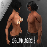 wound scar arms 2