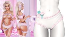 Spoiled - Lollyta Shorts White