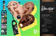#BANG . Ears Denver *Wear*