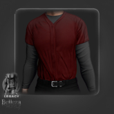 tylie // Ruth Shirt // RED