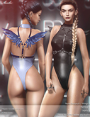 NANIKA - Nona Bodysuit Black