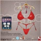 Baiastice_Lexy Bikini-Red