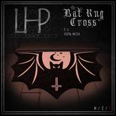 [LHP] Bat Rug - Cross