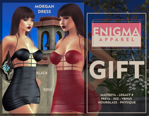 [EN] Morgan Dress *Gift*
