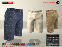 A&D Clothing - Pants -Andy-  FatPack