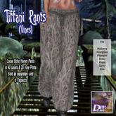 Tiffani Boho Pants (Vines) #18