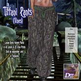 Tiffani Boho Pants (Vines) #15