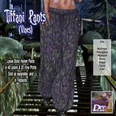 Tiffani Boho Pants (Vines) #10