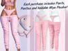 Lunar - Miyu Pants & Panties - Dawn