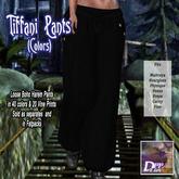 DFF Tiffani Boho Pants (Colors) #40