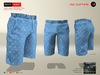 A&D Clothing - Pants -Andy- Blue