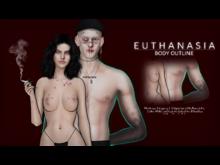 EUTHANASIA - BODY OUTLINE