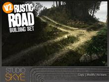 *NEW* Rustic Dirt Road Building Set - 100% MESH
