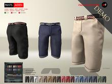 A&D Clothing - Pants -Aiden-  DEMOs