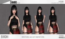 SINCHI - Chihiro (Breathing Pack)