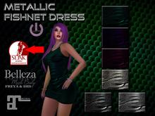 Fishnet Dress-Slink Hourglass-Fatpack