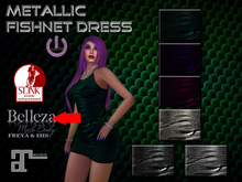 Fishnet Dress-BellezaIsis-Fatpack