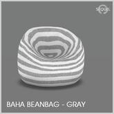 Sequel - Baha Beanbag - Gray