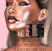 MEGABOX Beauty*Realmakeup*Lelutka Evolution*