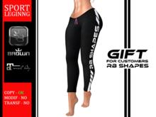 Legging Sport RB SHAPE GIFT II