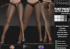 VANNIES Pantyhose Elite Glamour Blacks & Whites (Applier) w. Materials, matte and glossy