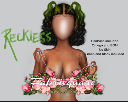 $$$P.L.// Reckless Wig