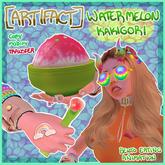 [ARTIFACT] Watermelon Kakigori