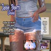 DFF Jamie Shorts (Denim)#1