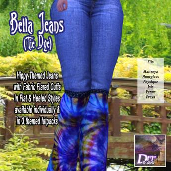 DFF Bella Jeans (TD) #7